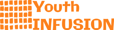 Youth infusion logo banner