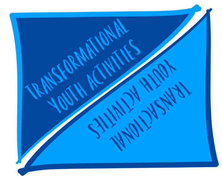 Transformational or transactional youth activities