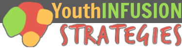 Youth infusion STRATEGIES logo banner